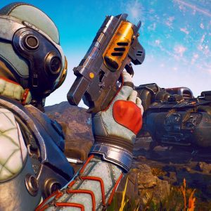 The Outer Worlds peso Day One Patch aggiornamento update uscita PS4 XB1 Xbox One trailer gameplay video