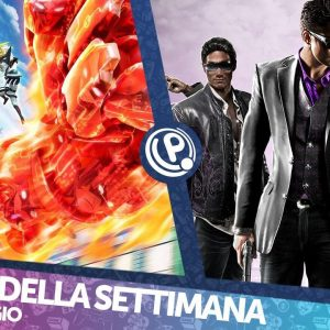 uscite della settimana the wonderful 101 crucible red wings maneater saints row the third book of yog