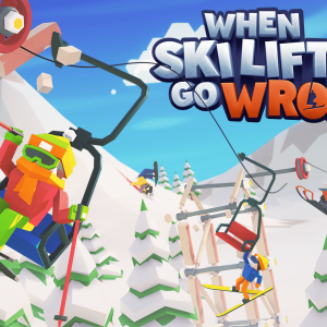 When Ski Lifts Go Wrong Early Access