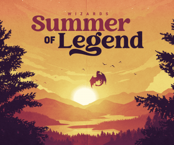 Wizards of the Coast Summer of Legend