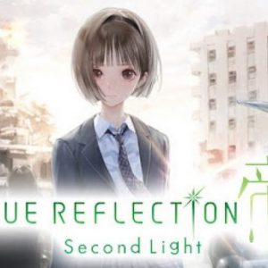 BLUE REFLECTION: Second Light cover