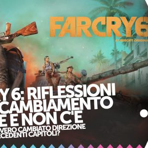 Far Cry 6 opinion cover