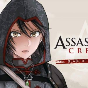 cover di Assassin's Creed: Blade of Shao Jun