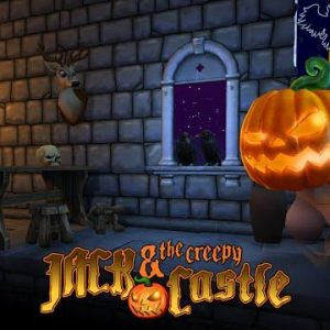 jack and the creepy castle