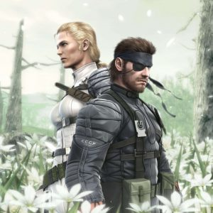 metal gear solid 3 bb