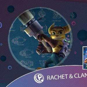 Old But Gold #61 - Ratchet e Clank