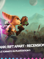 Ratchet and Clank: Rift Apart recensione