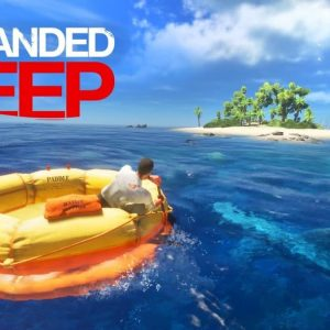 Stranded Deep Epic games gratuito