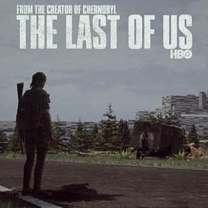 Artwork della serie The Last Of Us di HBO
