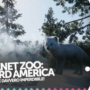 Planet Zoo Nord America